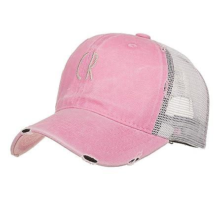 sdssup Gorra de Red CR Gorra de béisbol sombrilla Sombrero para el ...