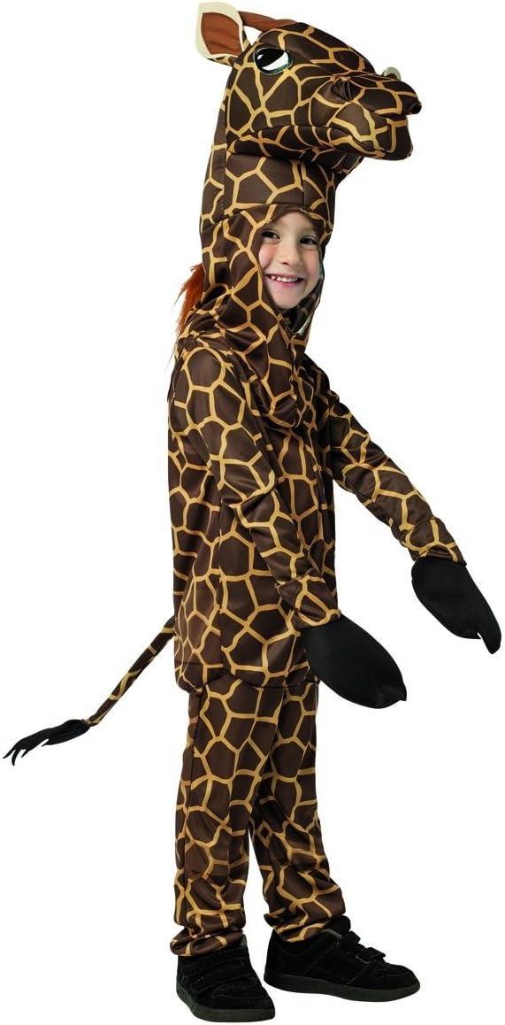 Giraffe - Disfraz de jirafa para niño, talla 3-4 años (9501-34 ...