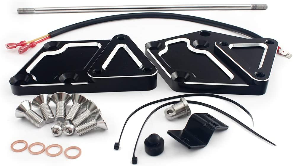TARAZON 3 Forward Control Extension Kit for Harley Non-ABS Softail FX Night Train Springer 2007-2017