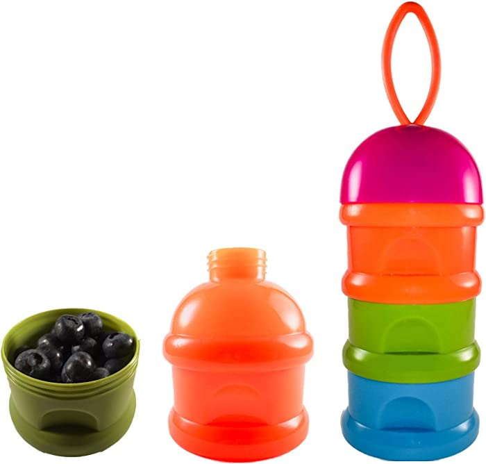 Top 10 Stacking Infant Formula Baby Food Containers
