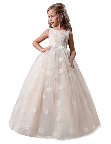 Review TTYAOVO Girls Pageant Princess