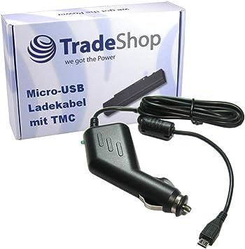 Trade Shop Premium Micro Usb 2a Kfz Ladekabel 12v Elektronik