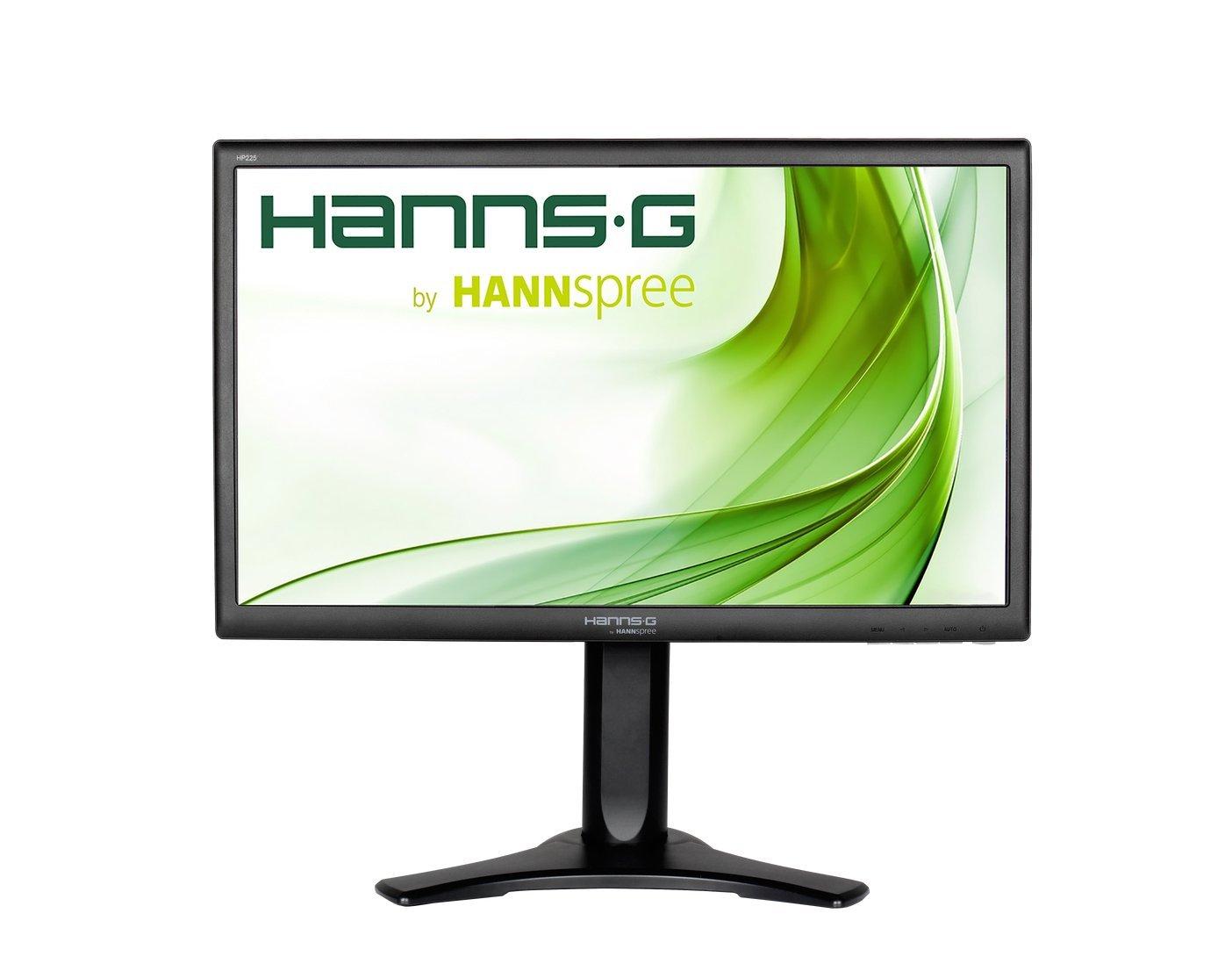 Hannspree Hanns.G HP 225 PJB 21.5' Full HD Negro Pantalla para PC - Monitor (54,6 cm (21.5'), 250 CD/m² , 1920 x 1080 Pixeles, 5 ms, LED, Full HD) Hannspree Hanns.G HP 225 PJB 21.5 Full HD Negro Pantalla para PC - Monitor (54 6 cm (21.5) 250 CD/m²