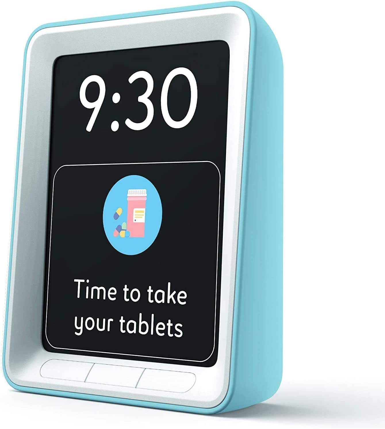 Live Better With - Digital Clock