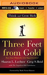 Napoleon hills outwitting the devil the secret to freedom and audio cd 1895 prime three feet from gold turn your obstacles into opportunities think and grow rich series fandeluxe Choice Image