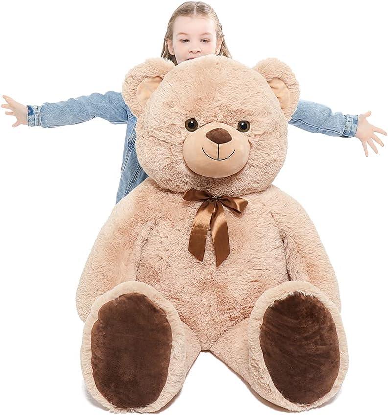 Tezituor Giant favorite Teddy trust Bear Stuffed f Plush Animals Big