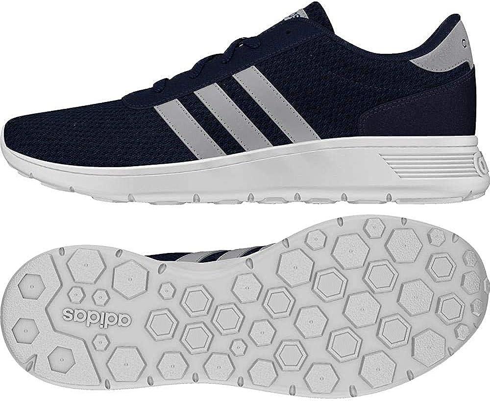 adidas Scarpe Lite Racer Bb9775 Taglia 47,3 Colore Blu
