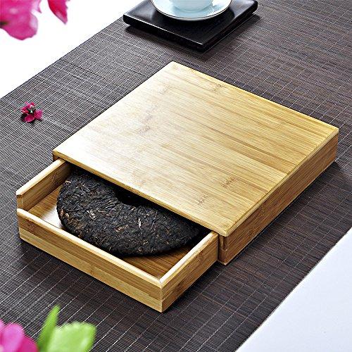 Handmade Chinese Kongfu Tea Ceremony Puer Tea Gong Fu Bamboo Tea Tray