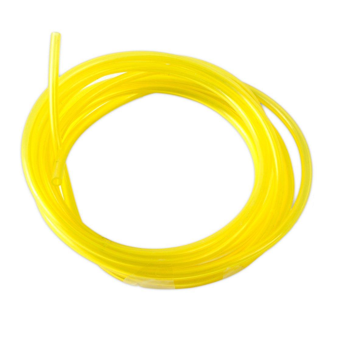 15 m 12 mm – 10 mm gelb Pneumatik Flexible Rohr Tubing Air Airline ölBesteändig PA6