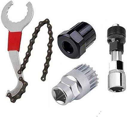 Bicycle Bike Crank Puller Bottom Bracket Sprocket Puller Chain Accessories Tools
