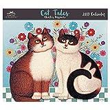Charles Wysocki - Cat Tales Wall Calendar (2019)