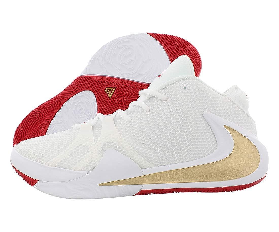 Buy Nike Zoom Freak 1 White/Metallic