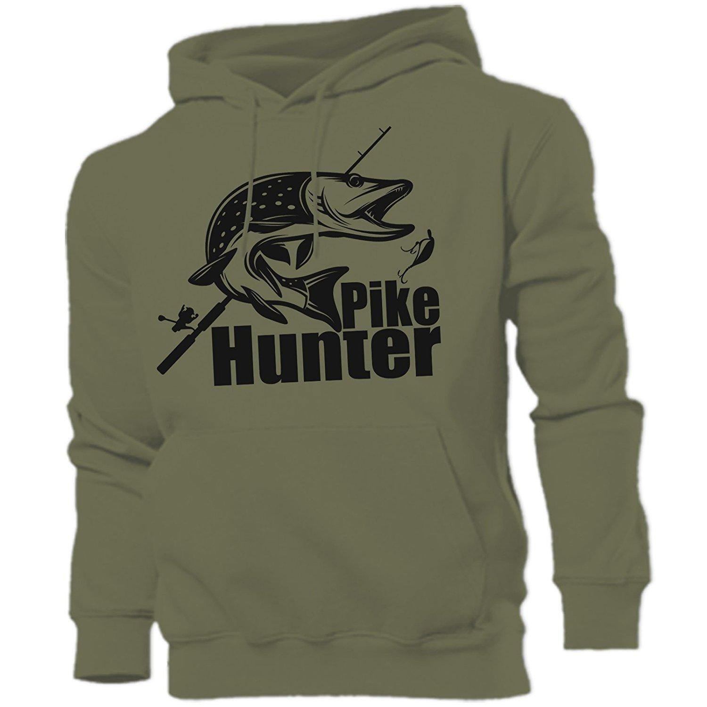 11afad69d QBEC PIKE HUNTER hoodie hunter, fishing, angling carp perch zander predators  ideal birthday, Father's Day, FREE UK DELIVERY!!!: Amazon.co.uk: Sports &  ...