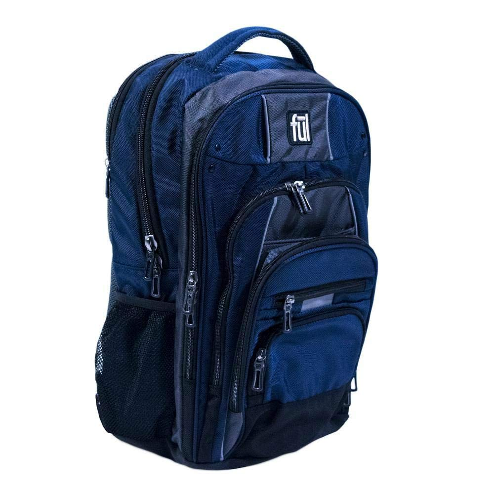 a41152c05721 Amazon.com  ful Big Unit 17-Inch Laptop Backpack (Navy)  Ful Bags