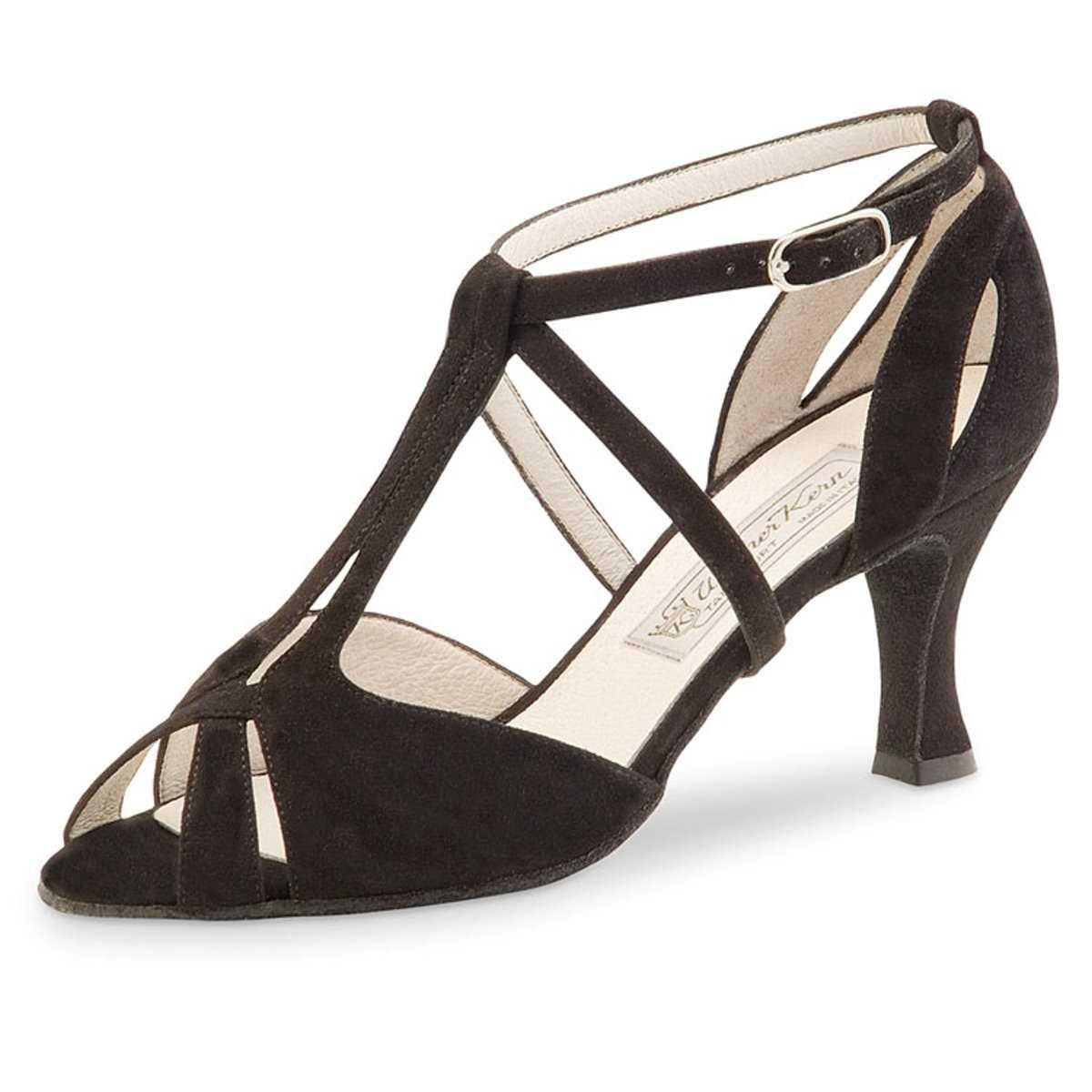 Werner –  Nuclé aire Femme Chaussures de Danse Francis 6, 5 Werner Kern