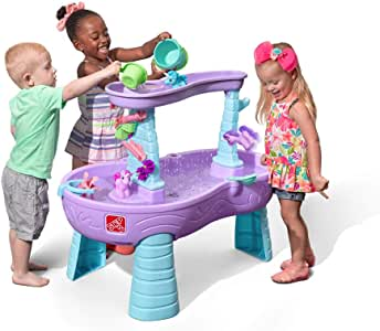 STEP2 Rain Showers & Unicorn Water Table 487299 Water Table