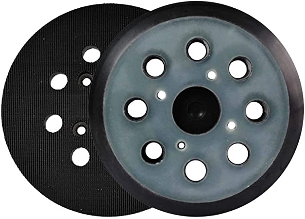 RSP46 5 Inch Dia 8 Holes PSA Sanding Pad Replaces Milwaukee 51-36-7095