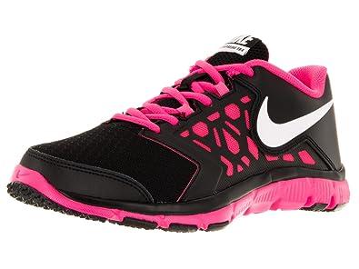 6cfcf0c9c90a Nike Kids Flex Supreme Tr 4 (GS PS) Running Shoe (5.5)