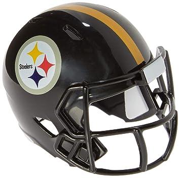f7abf1da0a4 Riddell PITTSBURG STEELERS NFL Speed POCKET PRO MICRO POCKET-SIZE MINI  Football Helmet