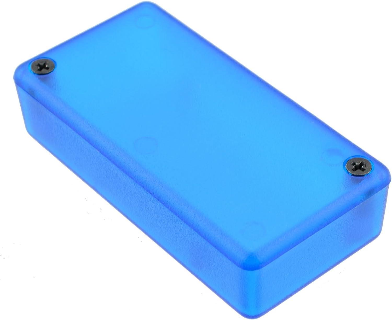 Hammond Blue ABS Enclosure 80 x 40 x 20mm 1551KTBU Electronic Project Box