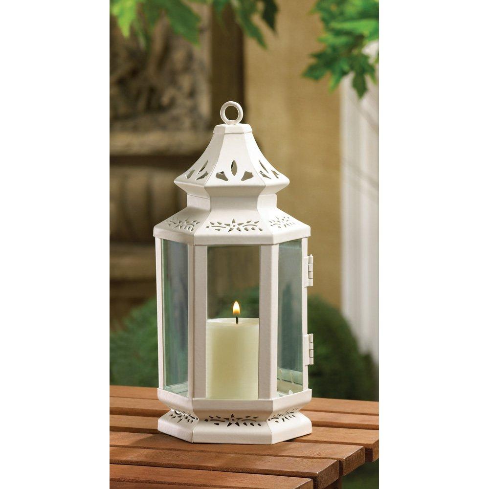 Tom /& Co 10 Wholesale Small Victorian Lantern Wedding Centerpieces