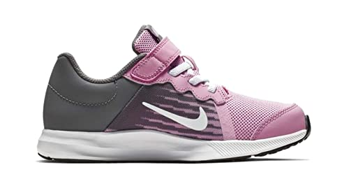 Nike Downshifter 8 (PSV), Zapatillas de Deporte para Niñas: Amazon.es: Zapatos y complementos