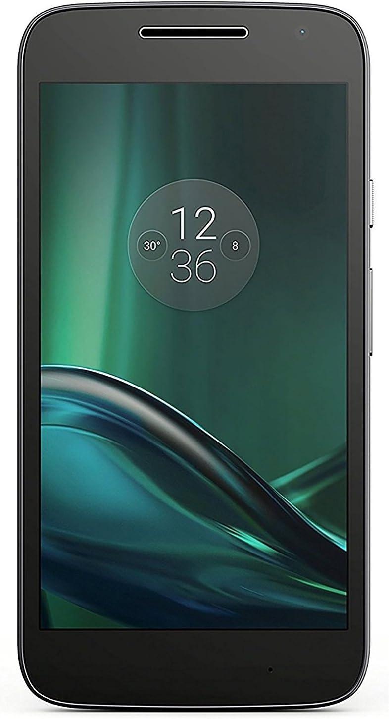Motorola Moto G4 (16GB) XT1621 GSM Factory Unlocked 4G LTE Phone - 5.5