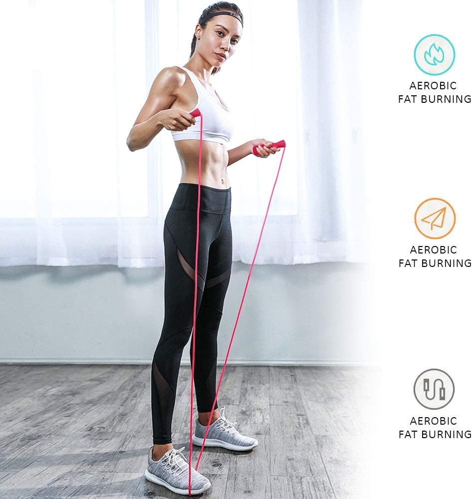 ziyue Jump Rope Speed Rope for Premium Quality Speed Adjustable Colorful Jump Ropes Best for Boxing and Fitness MMA Fitness Training