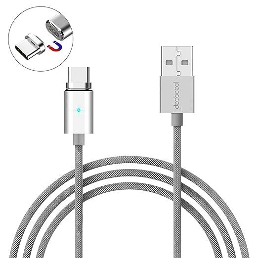 88 opinioni per dodocool Cavo USB C Magnetico Staccabile Carica e Sincronizzazione 3.9 ft/1.2m