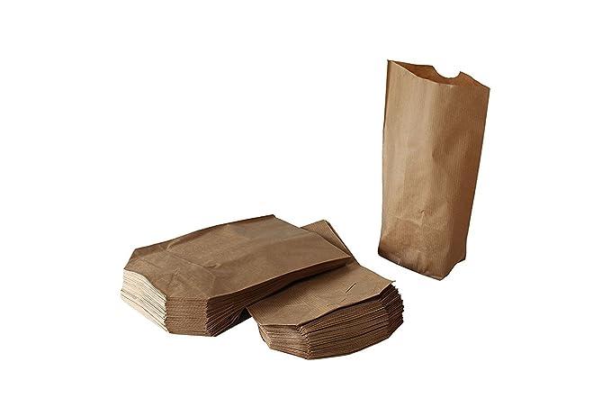 Papiertüten/Papierbeutel - Lote de 1000 bolsas de papel sin ...