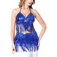Goosun Vestido de Baile Latino Fiesta para Mujer