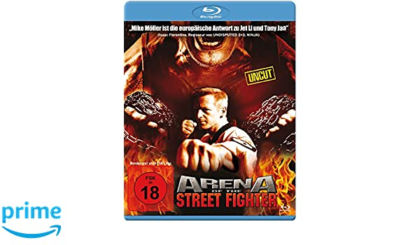 Arena of the Street Fighter [Blu-ray]: Amazon.es: Mike ...