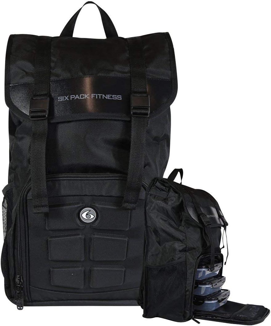 Stealth - Mochila de gestión de Comidas para Fitness (6 Unidades): Amazon.es: Deportes y aire libre