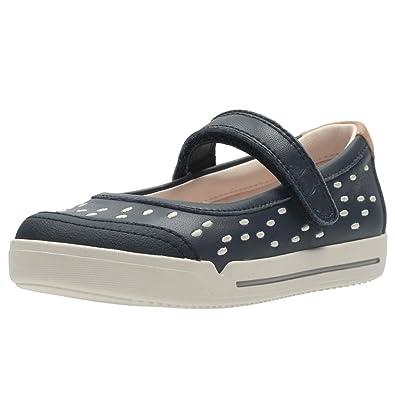 ea1b79c4ace3 Clarks LiLfolkLou Girls Infant Shoes  Amazon.co.uk  Shoes   Bags