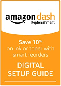 Amazon Dash Replenishment Service for XEROX Printers, automatically reorders your ink or toner [PC Download]