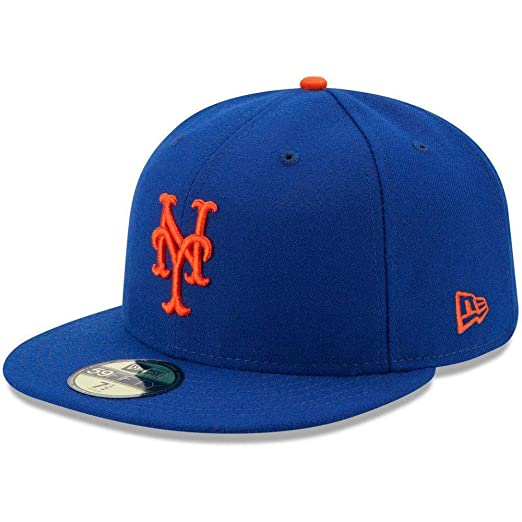 404130d18 New Era 59FIFTY New York Mets MLB 2017 Authentic Collection On-Field Game  Fitted Hat