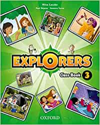 Explorers 3: Class Book Pack CD incluido - 9780194509961
