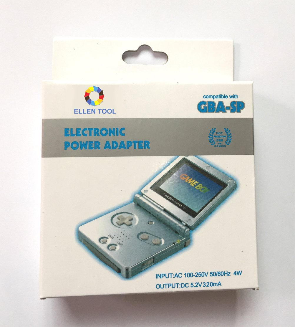 Wall Charger for Nintendo Gameboy DS Advance SP GBA
