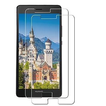 Cherbell Panzerglas Schutzfolie für Huawei P9 Lite: Amazon.de ...