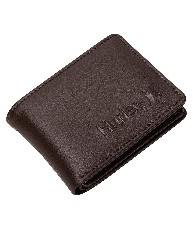 Hurley U O/&o PU Wallet Monederos Hombre