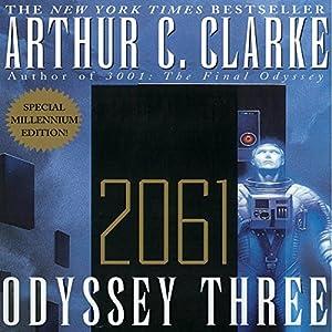 2061: Odyssey Three Audiobook