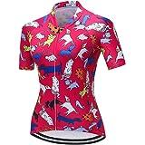 Weimostar Xinzechen Women Cycling Jersey Fast Drying Clothing Shirt Tops
