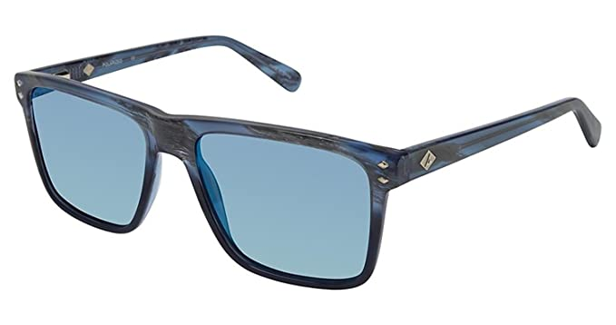 Sunglasses Sperry Highland C03 BLUE WOOD GRAIN at Amazon ...