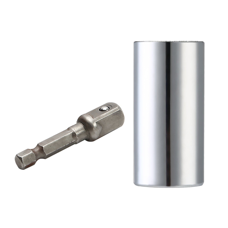 OCGIG 10 Pcs XZN Triple Square Spline Bit Socket Set Kit 3//8 1//4 1//2 Drive 4mm-18mm With Storage Case,S2 Steel