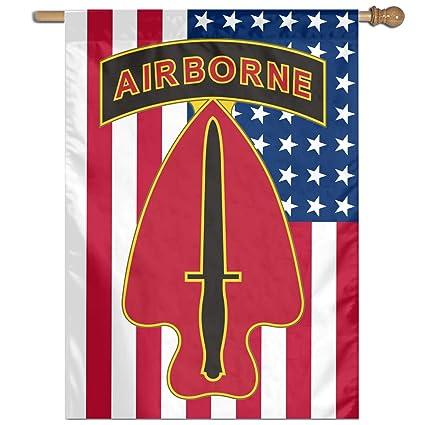 Amazon com: ERLAOO US Army Special Operations Command Garden