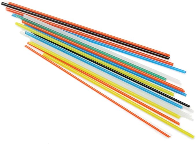 Fuseworks Variety Pack Multi Color Stringers Frit and Confetti 90 COE Fusible Glass,