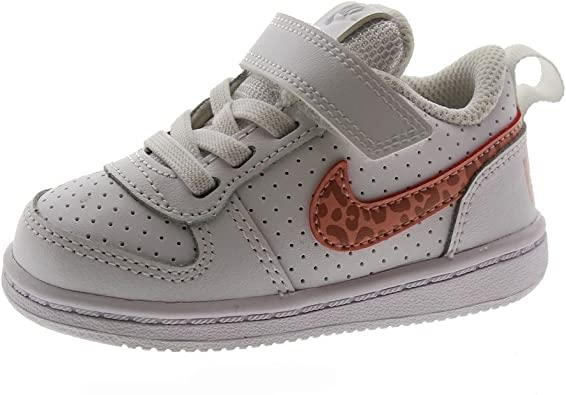 movimiento Acostumbrarse a novela  Zapatos Niña Deportivas Nike Court Borough Bl/Rosa 31: Amazon.es: Zapatos y  complementos