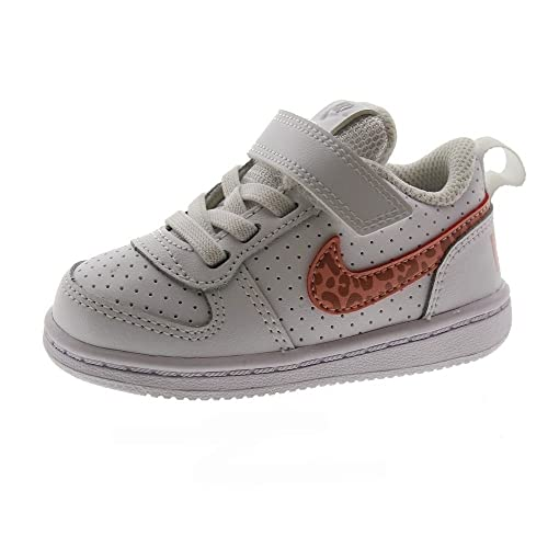 Zapatos Niña Deportivas Nike Court Borough Bl Rosa 31  Amazon.es  Zapatos y  complementos 4fa9879ac7078