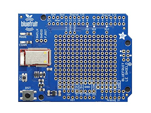 Adafruit Bluefruit LE Shield - Bluetooth LE for Arduino by Adafruit (Image #8)