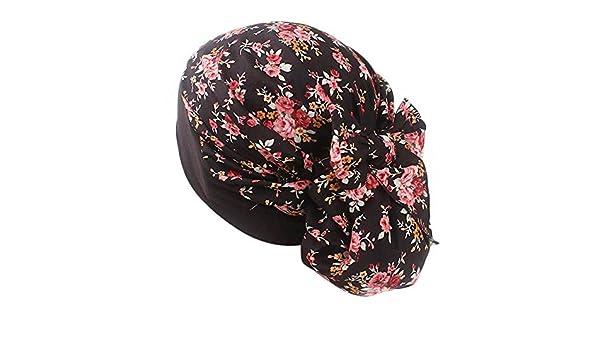 Turbante Sombrero chemioterapia Gorros chemioterapia Mujer Estive ...